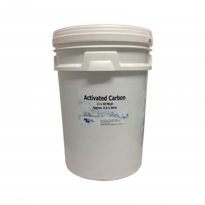 10kg Bucket Fine Activated Carbon