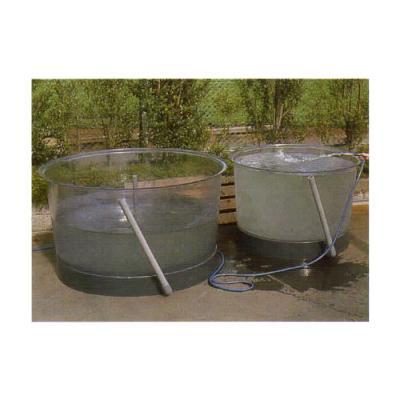 Clear polycarbonate fish tank for Aquaculture fish tanks