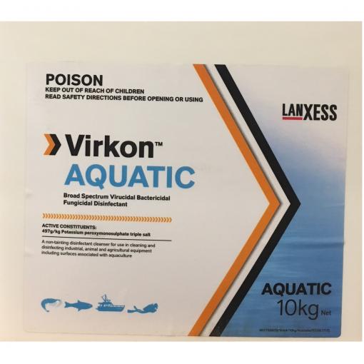 Virkon Aquatic 18