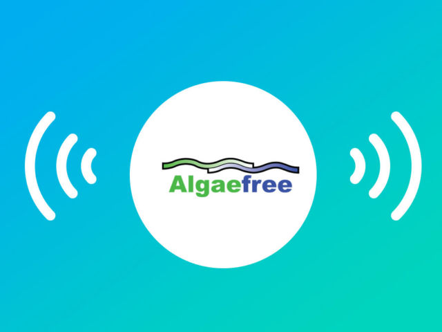 New product – Algaefree Ultrasound, Fresh by Design