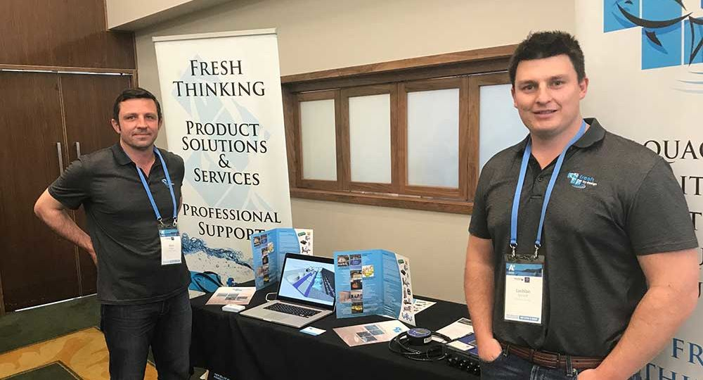 New Zealand Aquaculture Conference, Fresh by Design