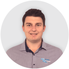 Lachlan Bassett, Sales Manager, Fresh by Design, Aquaculture Products & Systems