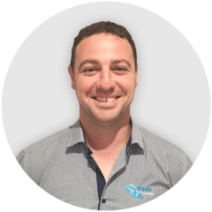 Ryan Burniston, Sales Officer, Fresh by Design, Aquaculture Products & Systems