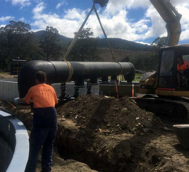 Huon Aquaculture Millybrook, Aquaculture Projects, Fresh by Design