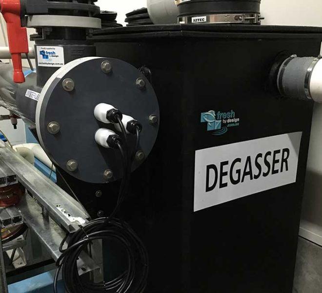 Tassal Salmon Egg Incubation RAS, Aquaculture Projects, Fresh by Design